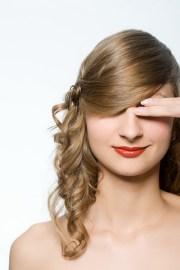 easy cute hairstyles long hair