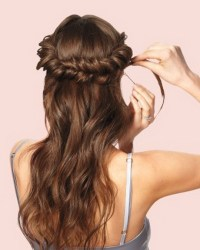 do it yourself wedding hairstyles for long hair easy do it ...