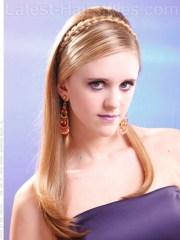 easy elegant hairstyles long