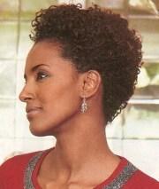 easy natural black hairstyles