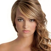 easy party hairstyles long