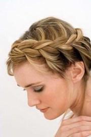 easy prom hairstyles medium