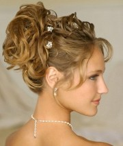 easy curly hairstyles