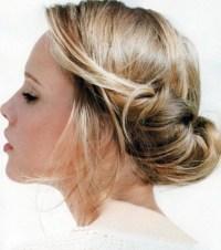 Easy wedding hair styles