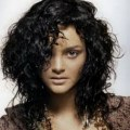 Edgy curly beauty hairstyles black women pictures