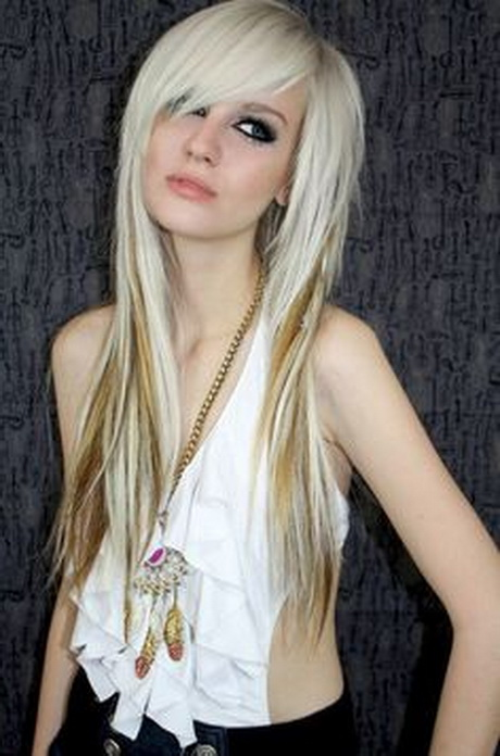 30 Edgy Long Hair Hairstyles For Females Hairstyles Ideas Walk