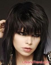 emo medium length haircuts