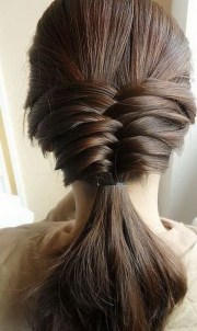 everyday hairstyle long hair