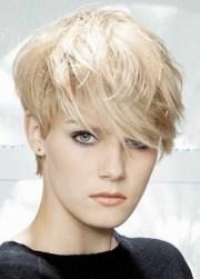 extreme short haircuts women
