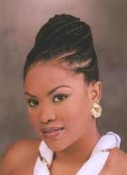 flat twist hairstyles black