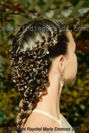 french braid hairstyles prom