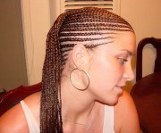 full braided hairstyles