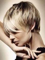 fun short haircuts women