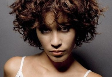 30 Curly Hairstyles For Short Hair The Best Short