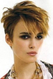 funky short hairstyles women