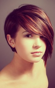 hair color short hairstyles