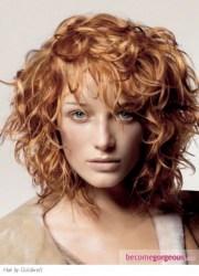 haircuts medium length curly