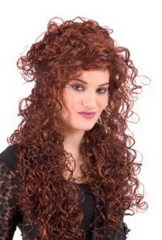 hairstyles long thick curly