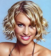 hairstyles thin curly hair