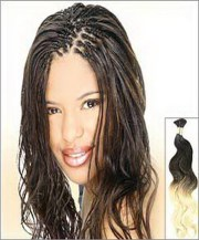 human hair styles