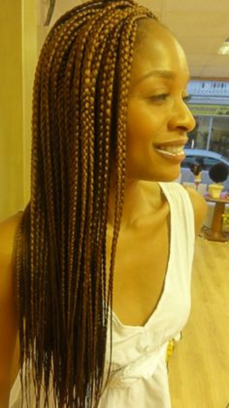 Pictures Of Individual Braids Hairstyles