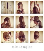 interview hairstyles long hair