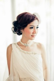 korean bridal hairstyles