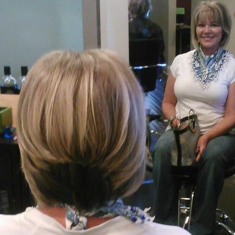 Layered A Line Haircut
