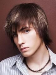 layered haircuts men
