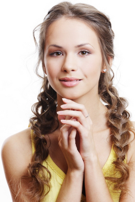 Loose Braided Hairstyles