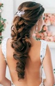loose bridal hairstyles