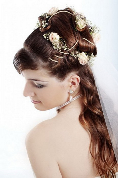 Marriage hairstyle photos