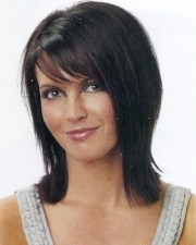 medium brunette haircuts