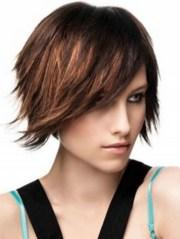 medium funky hairstyles