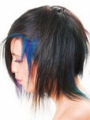 medium punk haircuts