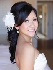 modern wedding hairstyles long
