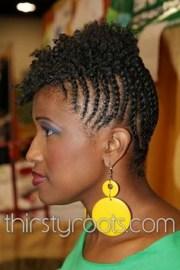 natural braiding hairstyles