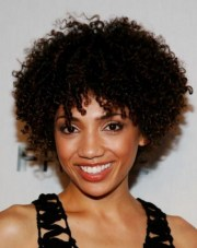natural curly hairstyles black