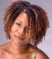 natural twist hairstyles black