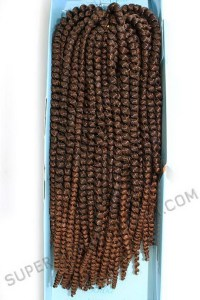 Biba Synthetic Braid Pre Lock Twist Braid ...