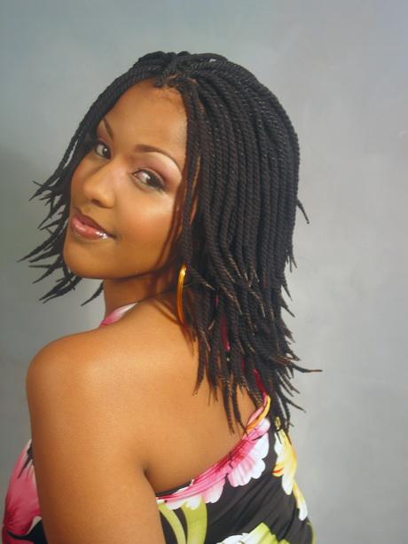 Nubian Twist Styles