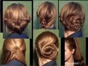 office hairstyles long hair