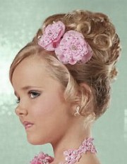 pageant hairstyles short hair