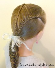 princess hairstyles short hair