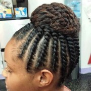 professional braids hairstyles