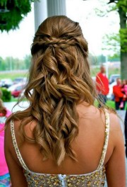 prom hairstyles long hair 2015