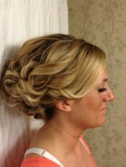 prom hairstyles long thick