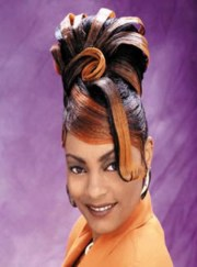 prom hairstyles thick hair