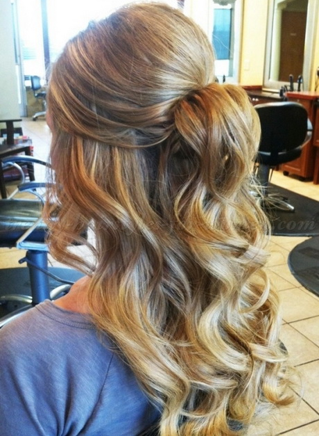 30 Prom Hairstyles Half Updos Hairstyles Ideas Walk The Falls
