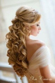 pulled hairstyles long